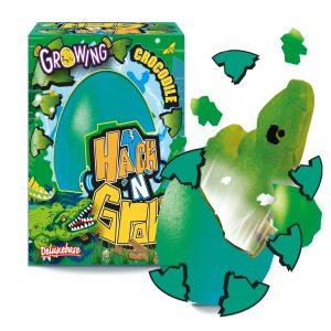 Ou figurina cu surpriza Crocodile