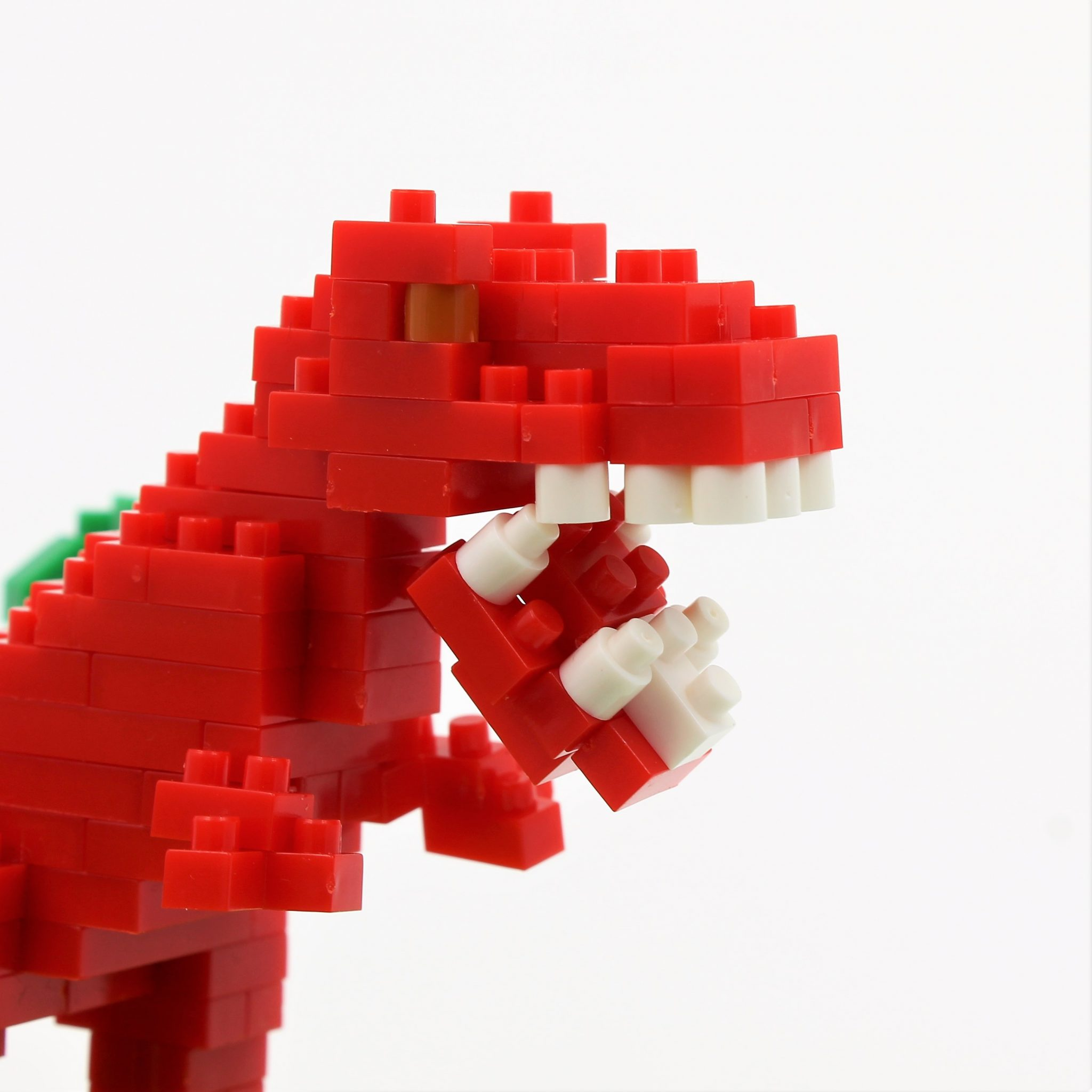 Set constructie Microbricks t-rex 147 piese