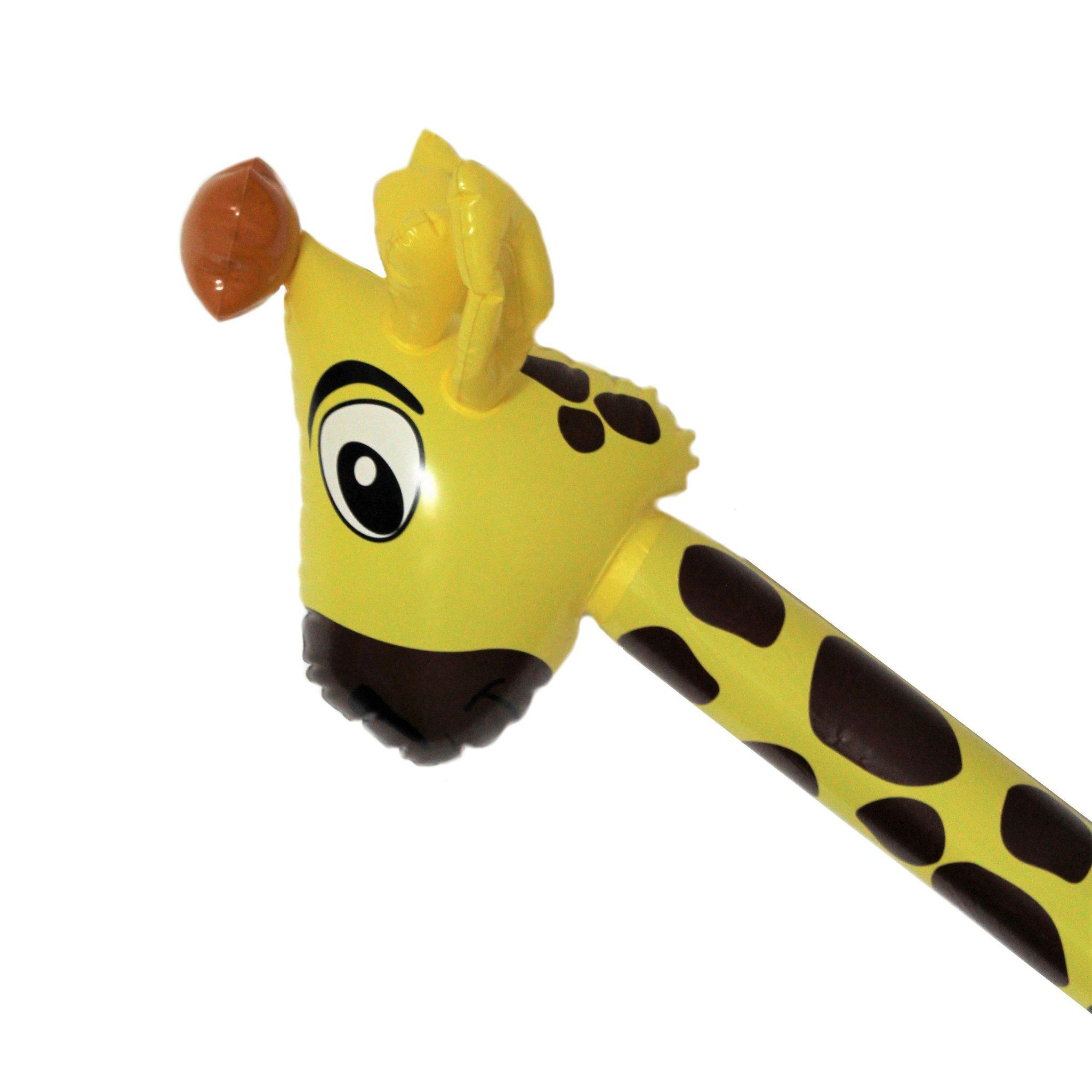 Balon gigant 140 cm girafa uriasa