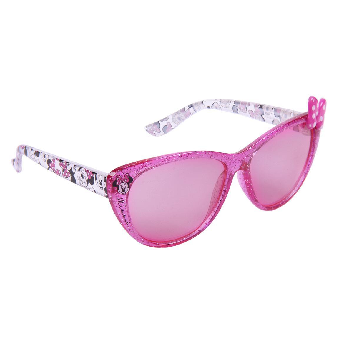 Ochelari soare copii Minnie Pink Bow