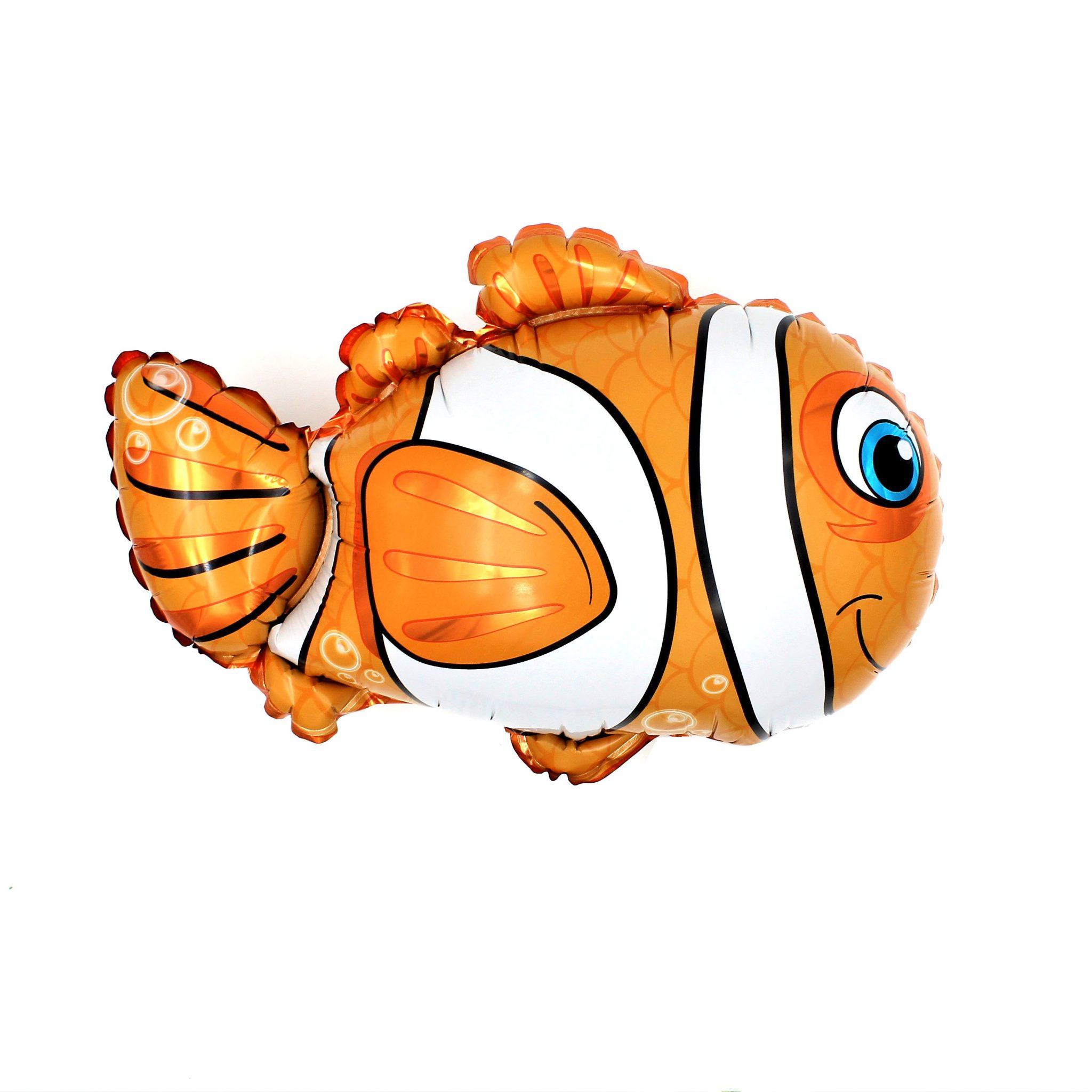 Balon zoo pentru copii Clown fish