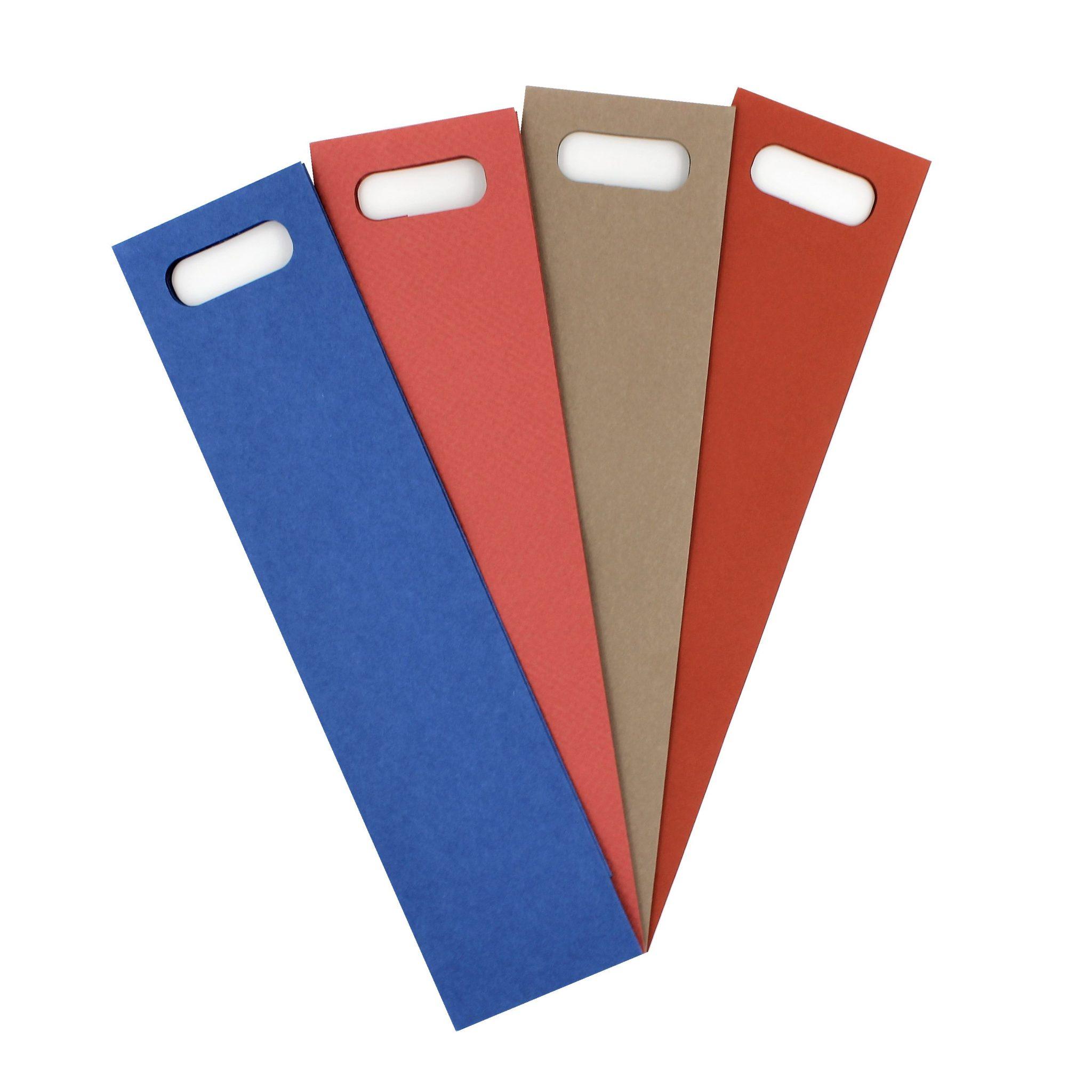 Set 10 pungi cadou kraft 4 culori