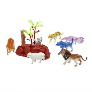 Set diverse figurine animale salbatice Jungle