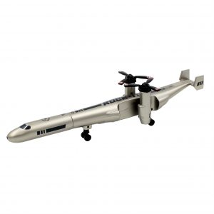 Pix funny colectia Aviatie avion argintiu