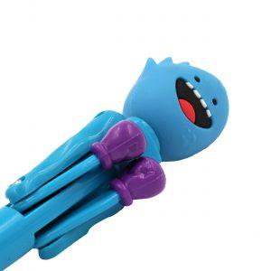 Pix funny colectia Boxing monstru bleu