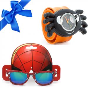 "Set promotional Gift Design pentru baieti ""Spider"""