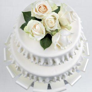 Panglica decorativa tort